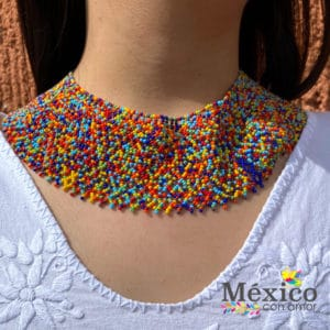 Collar de Chaquira Choker