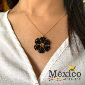 Collar de Chaquira Corto