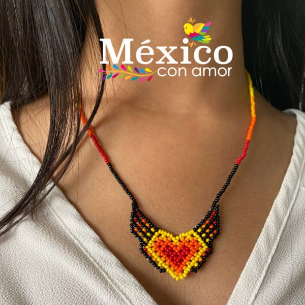 Collar Chaquira Corto