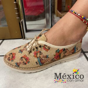 Zapatos de mini frida